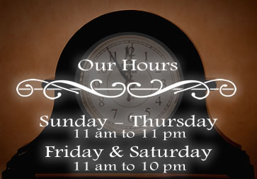 tarantella of medford our hours