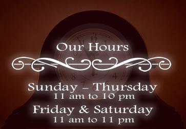 tarantella hours